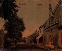 TILBURG / PIUSPLEIN / TRES BELLE CARTE PAPIER GLACE / KUNSTHANDEL BERKERS / RARE - Tilburg