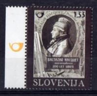 Slovenia 2015. Personalities.  Famous Persons. Belsazar Hacquet. 200th Ann Of Death.  MNH - Slowenien