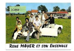 Orchestre Mosellan : René Mayer Et Son Ensemble - Non Classés