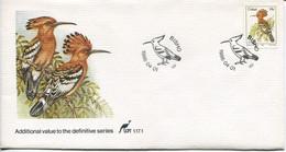 Ciskei Mi# FDC 1.17.1 - Fauna Birds - Ciskei