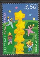 Finlande Europa 2000 N° 1497 ** - 2000