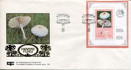 Ciskei - FDC C.2 - Flora Fungi - Ciskei