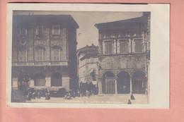 OLD  PHOTO POSTCARD - ITALY - MACERATA - ANIMATED - Macerata
