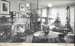 Kent College Folkestone  Common Room - Folkestone