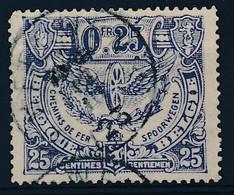 """TR 103 - """"MEEUWEN"""" - Depot-relaisstempel - (ref. ZE-33.648) - 1915-1921"""