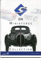 Catalogue Miniatures Solido 2018 - Voitures Miniatures - Non Classificati