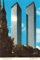 USA World Trade Center Port Of New York Authority CPSM GF Building Tour Tower Towers Tours - World Trade Center