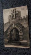 CPA - 18. PEZENAS Château Du Larzac Porte Monumentale - Pezenas