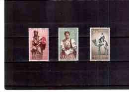 XX1943  -  SAHARA ESPANOL    /  SERIE NUOVA** MNH   /  CAT. Y.T. NR.  147/149 - Sahara Spagnolo
