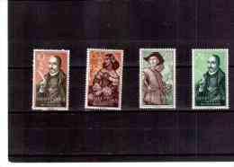 XX1941  -  SAHARA ESPANOL    /  SERIE NUOVA** MNH   /  CAT. Y.T. NR.  143/146 - Sahara Spagnolo