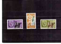 XX1925  -  SAHARA ESPANOL    /  SERIE NUOVA** MNH   /  CAT. Y.T. NR.  117/119 - Sahara Spagnolo