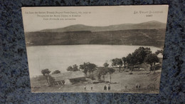 CPA -  Le Lac De St Front - Other Municipalities