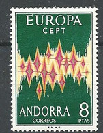 ANDORRE ESPAGNOL 64A ** - Collections (without Album)