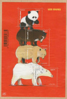 FRANCE 2014 Bloc F 4844 Les Ours  Timbre OBLITERE 23 Octobre 2014 - Used