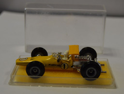 MAC LAREN F1 M 7A SPA BRUCE MAC LAREN Voiture Miniature Par Champion Dans Sa Boite Dorigine - Automobilismo - F1