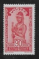 HAUTE VOLTA 1928 YT 57** - MNH - Neufs