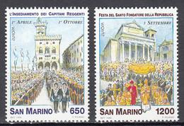 San Marino  Europa Cept 1998 Postfris M.n.h. - 1998