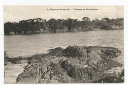 La Forêt-Fouesnant  (29 - Finistère) Plage De Kerliven - L'estuaire De Saint - Laurent - La Forêt-Fouesnant