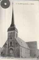 44 -Très Belle Carte Postale Ancienne De  VILLEPOT  L'Eglise - Other Municipalities