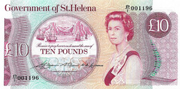 SAINT HELENE 1979 10 Pound - P.08a  Neuf UNC - Saint Helena Island
