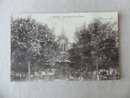 Fouka Place Bugeaud Et L'église Geiser 4 - Andere Steden
