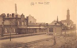 Ninove  Statie Station La Gare Perron     M 7178 - Ninove