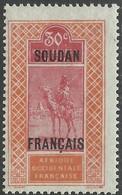 SOUDAN FRANCAIS 1921 YT 28** SANS CHARNIERE NI TRACE - Nuovi