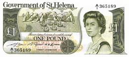 SAINT HELENE 1981 1 Pound - P.09a  Neuf UNC - Saint Helena Island