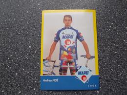 MAGENTA/ ITALY: Cycliste Adrea Noè - Mapei - GB 1995 - Cycling