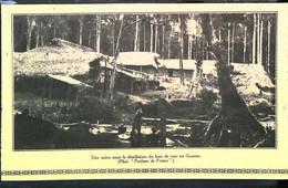 ► GUYANE Française -  Distillerie De Bois De Rose  - Coupure  De Presse Originale (Encadré Photo) - Documentos Históricos