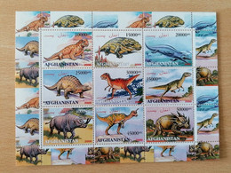 VIGNETTE Faune Préhistorique Dinosaures - Fantasy Labels
