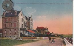 44 -Très Belle Carte Postale Ancienne De  SAINTE MARGUERITE DE PORNICHET  L'Hotel De La Plage - Otros Municipios