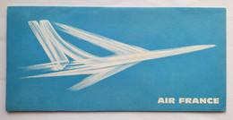 Pochette De Billet Air France - 1967 - Altri