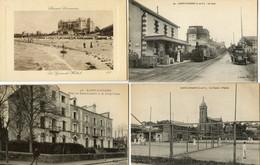 GROS LOT ST LUNAIRE  DONT GARE ET TENNIS (edition Pas Courante ) - Saint-Lunaire