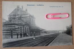BOITSFORT : La Station  En 1912 - Watermael-Boitsfort - Watermaal-Bosvoorde