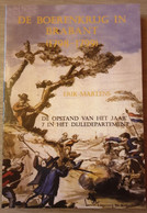 (FRANSE TIJD)  De Boerenkrijg In Brabant 1798-1799. - Geschiedenis