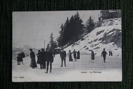 LEYSIN - Le Patinage - VD Vaud