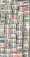 Tchécoslovaquie : 5000 Timbres Oblitérés En Bottes De 100 - Kilowaar (min. 1000 Zegels)
