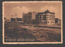 Knokke / Knocke A/Zee - Albert-strand Hotels En Casino - Knokke