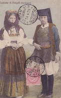 1230/ Costume Di Dorgali ( Sardegna, 1920 - Otras Ciudades