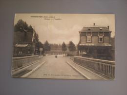 ROOSTEREN 1913 - MAASEIK - GRENS - FRONTIERE - ED. H. BROEKMANS - Otros