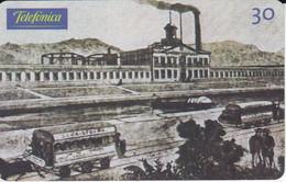 TARJETA DE BRASIL DE UN TRANVIA (TREN-TRAIN-ZUG) - Trenes