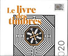 LIVRE Des TIMBRES 2020 En Parfait état SANS  Les Timbres - Documenti Della Posta