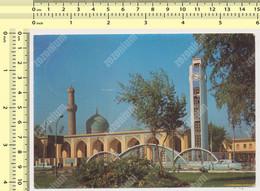 IRAQ, BAGHDAD, MOSQUE Nice Stamps,  Vintage Photo Postcard Rppc Pc - Iraq