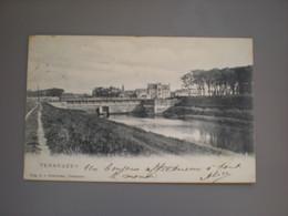 TERNEUZEN - VESTINGBRUG 1905 - UITG. A. V. OVERBEEKE - Terneuzen