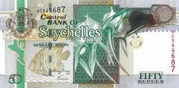 SEYCHELLES 2005  50 Rupee - P.39Aa  Neuf UNC - 1 - Seychelles