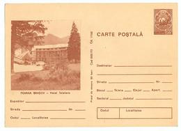 IP 77 A - 1b POIANA BRASOV - Stationery - Unused - 1977 - Enteros Postales