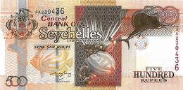 SEYCHELLES 2005  500 Rupee - P.41a  Neuf UNC - Seychelles