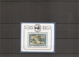 Afrique Du Sud  ( Bf 20 XXX -MNH) - Hojas Bloque
