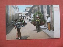 Habana  Vendors  Cuba Ref 4678 - Cuba